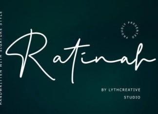 Ratinah Font