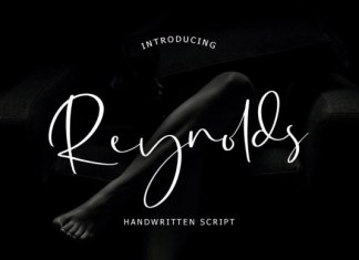 Reynolds Font