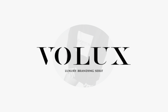 Volux Font