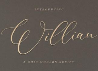 Willian Font
