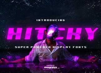 HITCKY Font