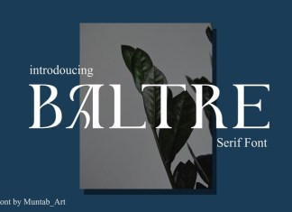 Baltre Font