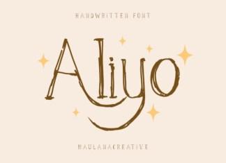 Aliyo Font