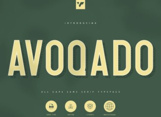 Avoqado Font