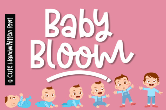 Baby Bloom Font