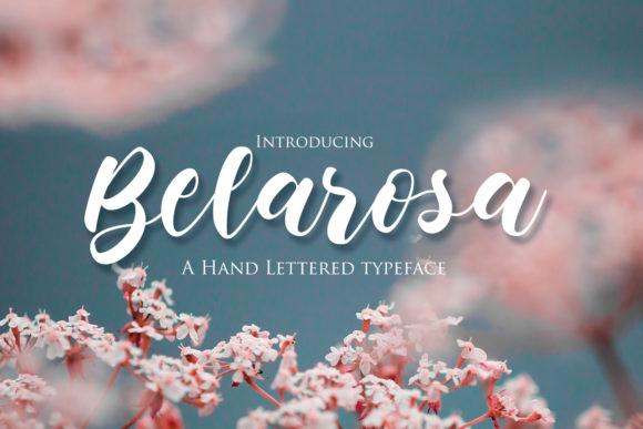 Belarosa Font