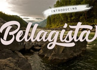 Bellagista Font