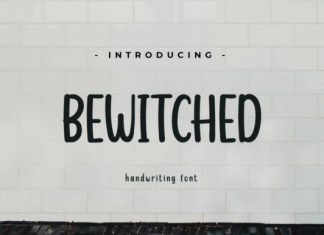 Bewitched Font