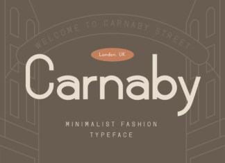 Carnaby Font