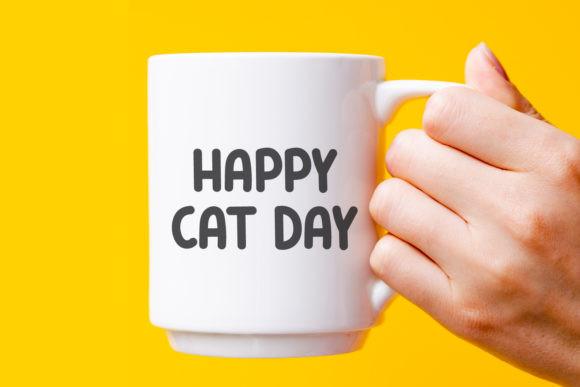 Cat Boys Font
