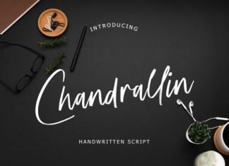 Chandrallin Font