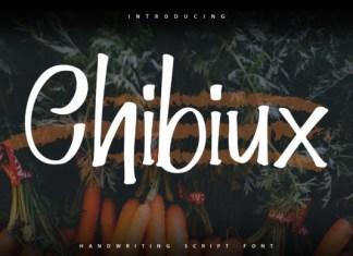 Chibiux Font