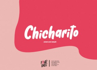 Chicharito Font
