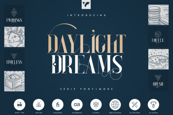 Daylight Dreams Font