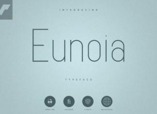 Eunoia Font