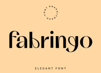 Fabringo Font