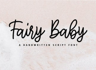 Fairy Baby Font