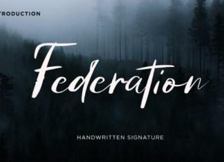 Federation Font