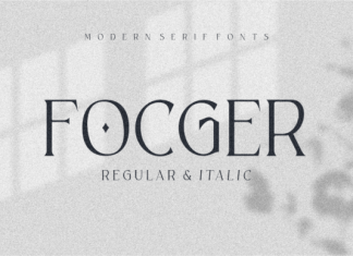 Focger Font