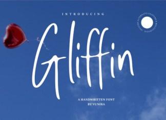 Gliffin Font