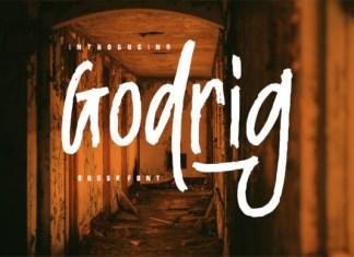 Godrig Font
