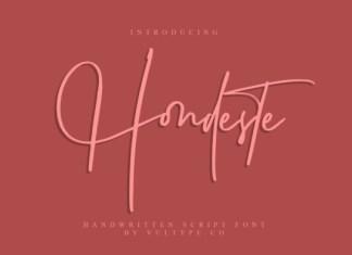 Hondeste Font