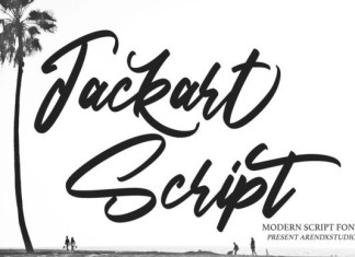 Jackart Font