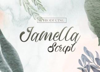 Jamella Font
