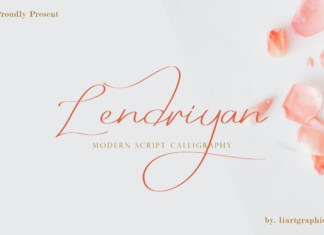 Lendriyan Font