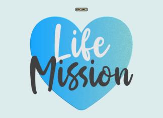 Life Mission Font