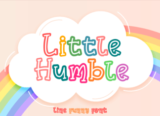 Little Humble Font