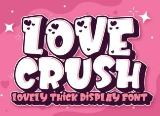Love Crush Font