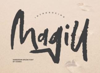 Magill Font