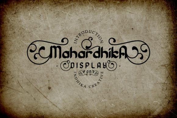 Mahardhika Font