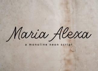 Maria Alexa Font