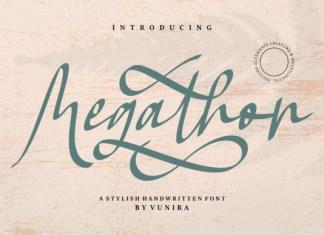 Megathon Font