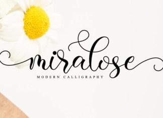 Miralose Font