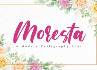 Moresta Font