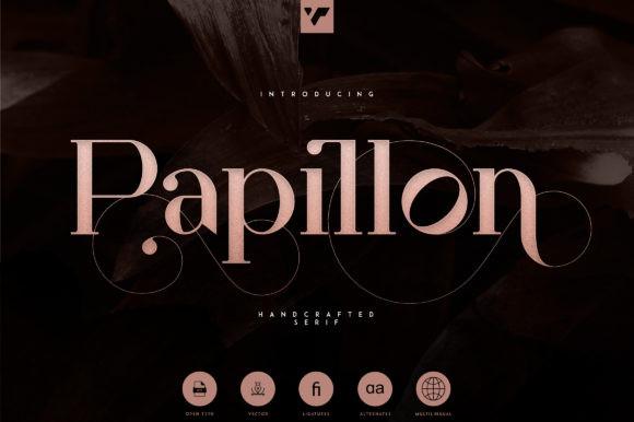 Papillon Font