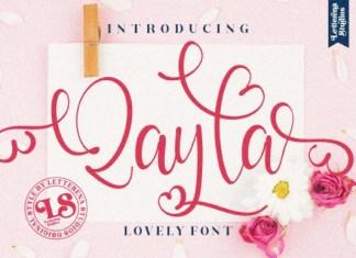 Qayla Font