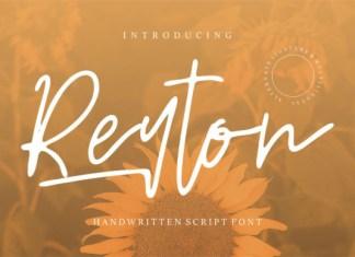 Reyton Font