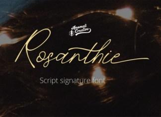 Rosanthie Font