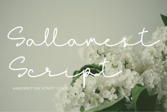 Sallamest Font