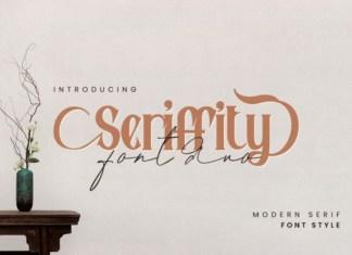 Seriffity Duo Font