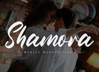 Shamora Font