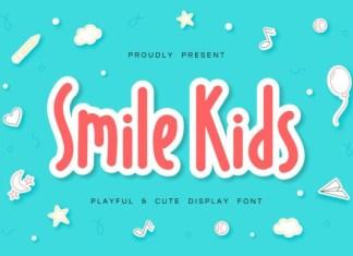 Smile Kids Font
