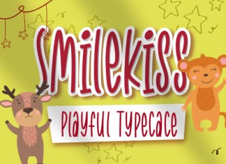 Smilekiss Font
