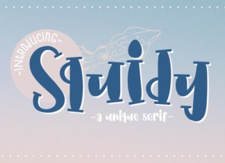 Squidy Font