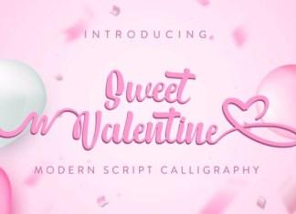 Sweet Valentine Font