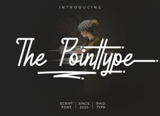 The Pointtype Font